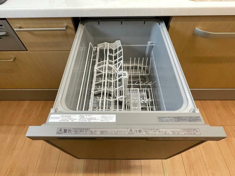 キッチン 食洗機です。