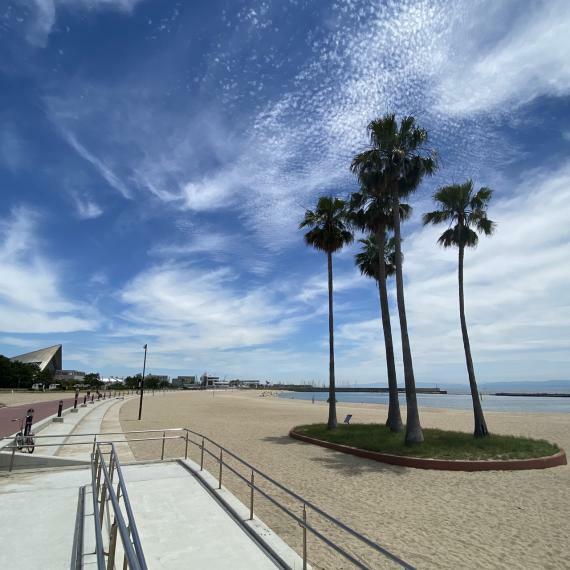 公園 須磨海浜公園