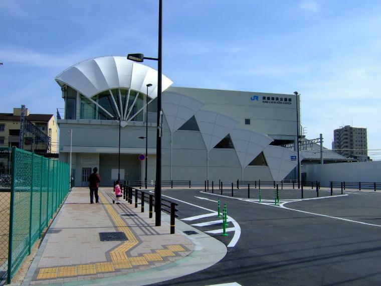 須磨海浜公園駅