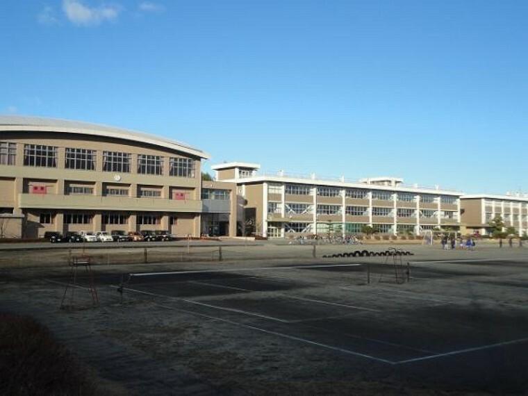 中学校 古里中学校