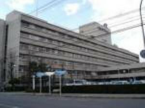 病院 【総合病院】西宮市立中央病院まで1566m