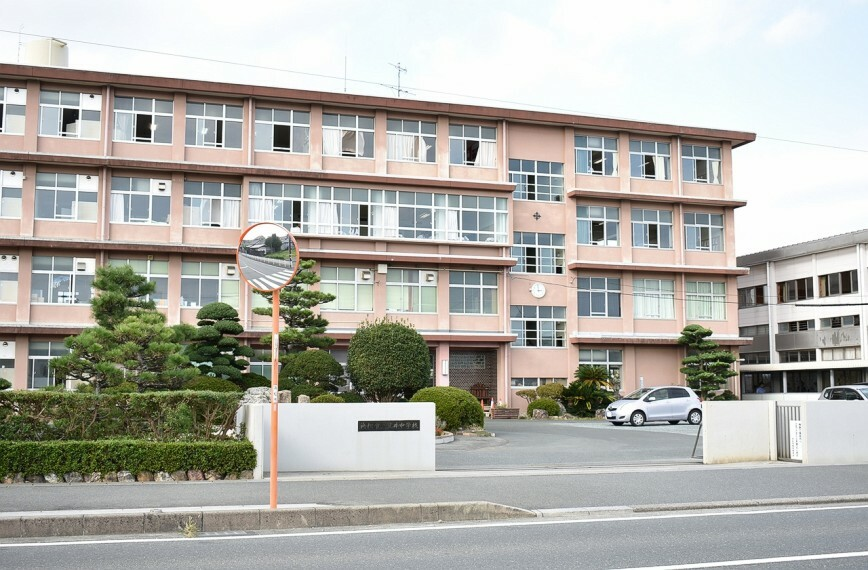 中学校 笠井中