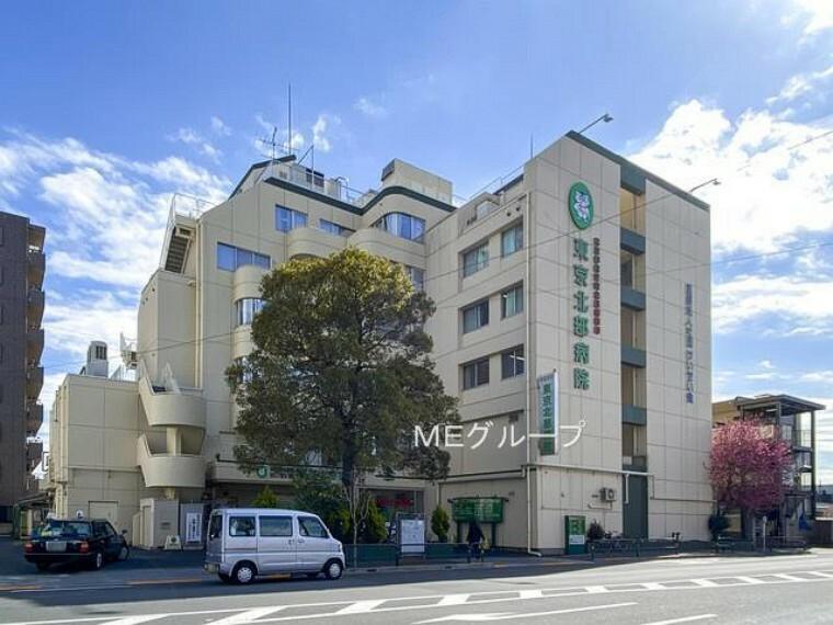 病院 東京北部病院