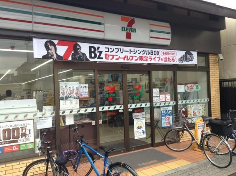 コンビニ セブンイレブン京都烏丸今出川店