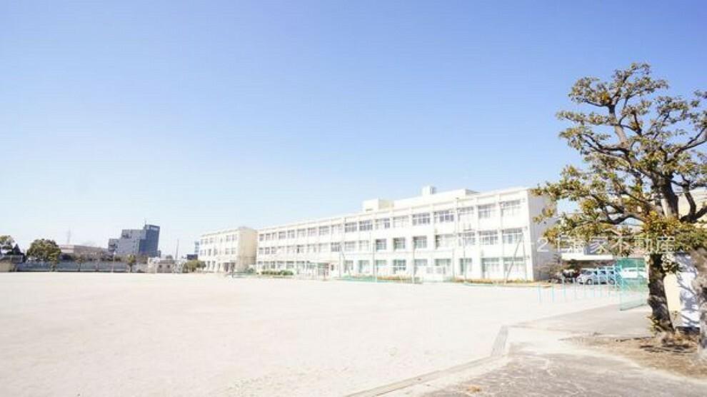 中学校 北里中学校 北里中学校まで1100m(徒歩約14分)