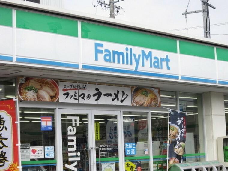 コンビニ ファミリーマート可児大森店