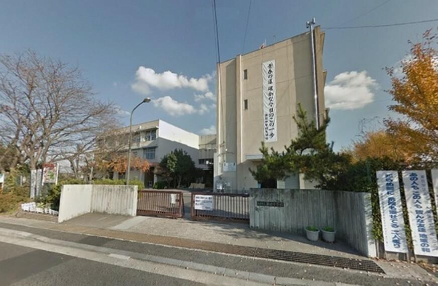 中学校 大津市立瀬田中学校 1947年4月設立