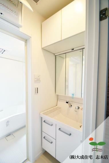 同仕様写真(内観) TAISEIこだわりの参考プラン:洗面室