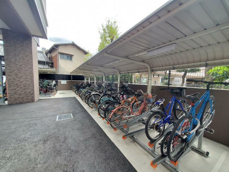 駐輪場 自転車置場