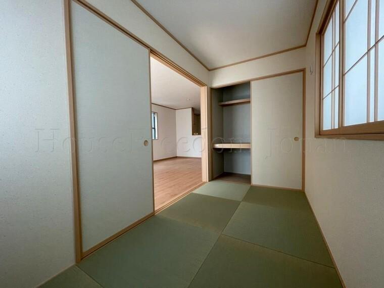 専用部・室内写真 内装 和室