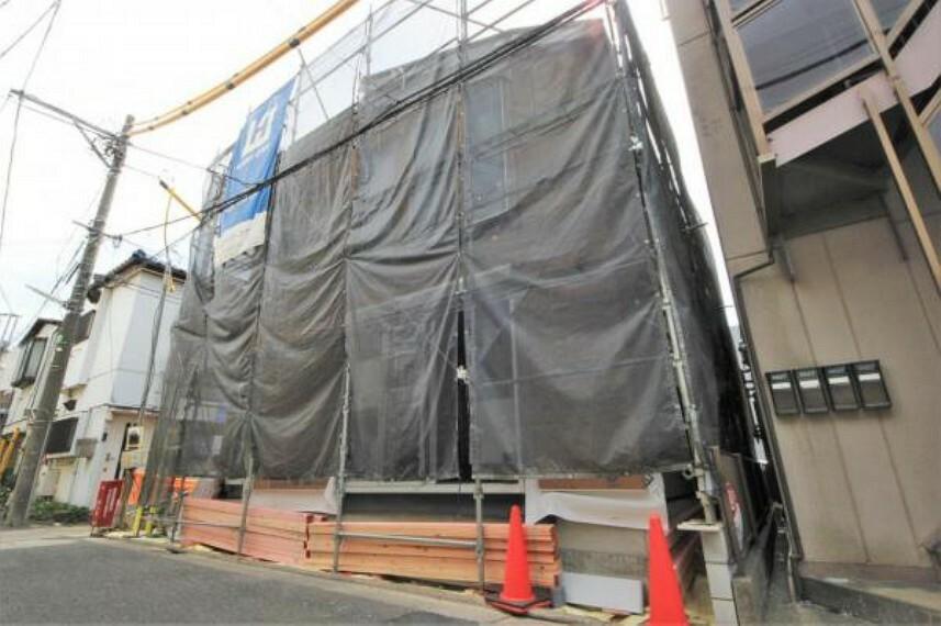 現況外観写真 東武東上線「東武練馬」駅徒歩6分!スーパー、コンビニが徒歩3分以内に揃い買い物に便利な立地!