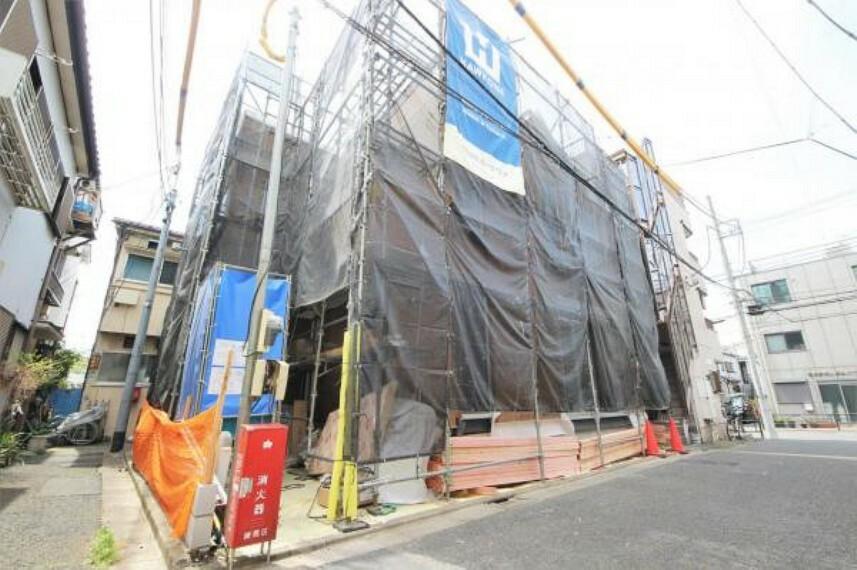 現況外観写真 東武練馬駅まで徒歩6分の好立地、商業施設が揃い暮らしやすい住環境です