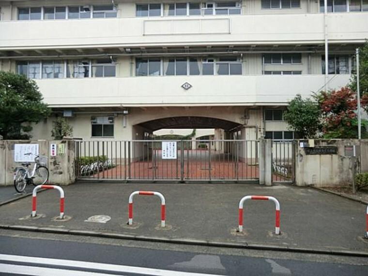 小学校 西寺尾小学校450m