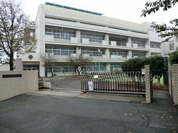 中学校 錦台中学校500m