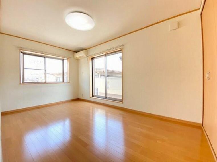 洋室 シンプルな洋室です