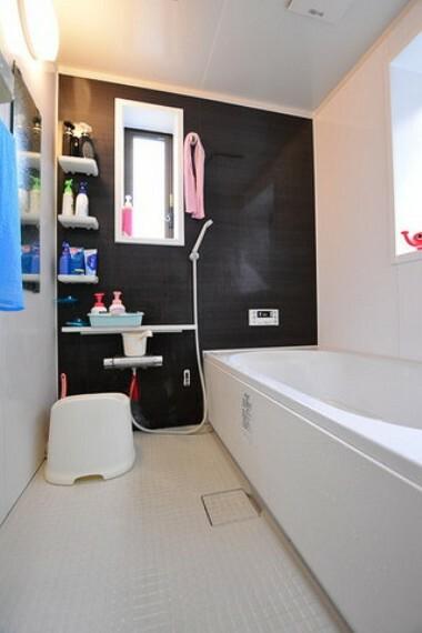 浴室 浴室です。きれいに保たれています。