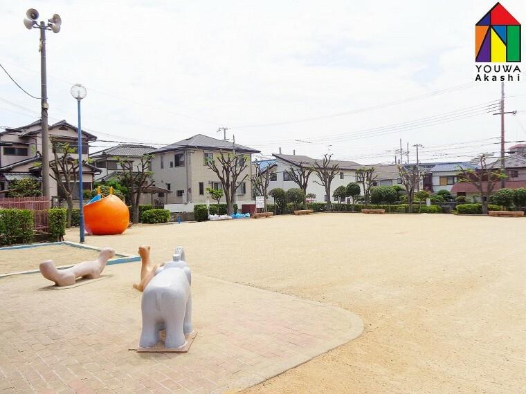 公園 【公園】西岡ケヤキ公園まで143m
