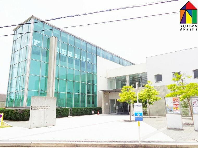 【公民館】市立西部市民会館まで1238m