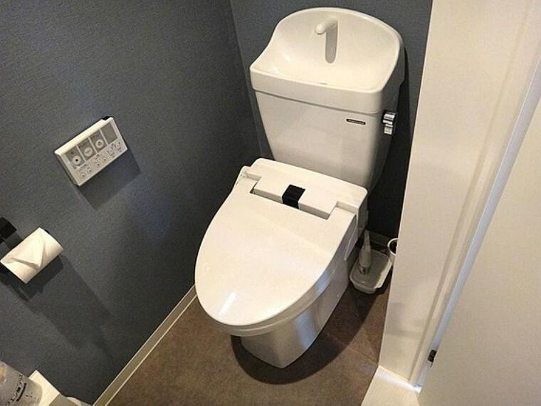 トイレ トイレは2ヶ所ございます。