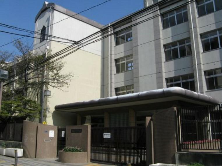 小学校 【小学校】大阪市立新今宮小学校まで457m