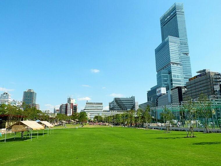 公園 【公園】天王寺公園てんしばまで1657m