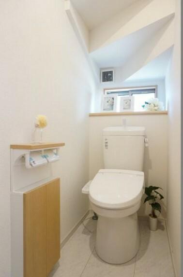 トイレ 同社施工イメージ。実際とは異なる場合がございます。