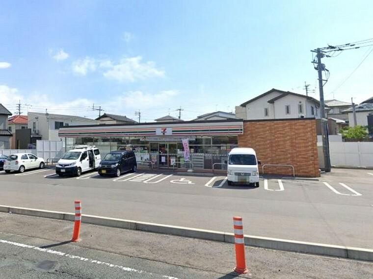 コンビニ 【コンビニエンスストア】セブンイレブン福岡青葉2丁目店まで713m
