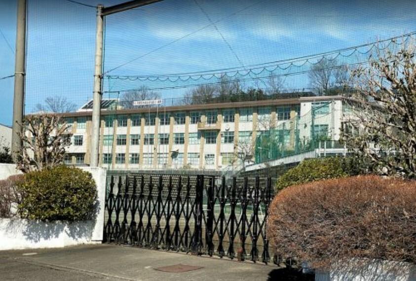 中学校 【中学校】八王子市立甲ノ原中学校まで459m