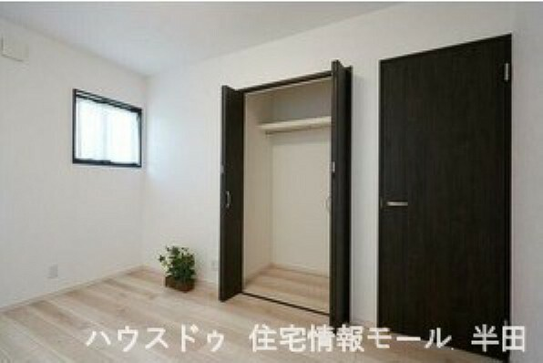収納 収納が備わりお子様の一人部屋にも適しています