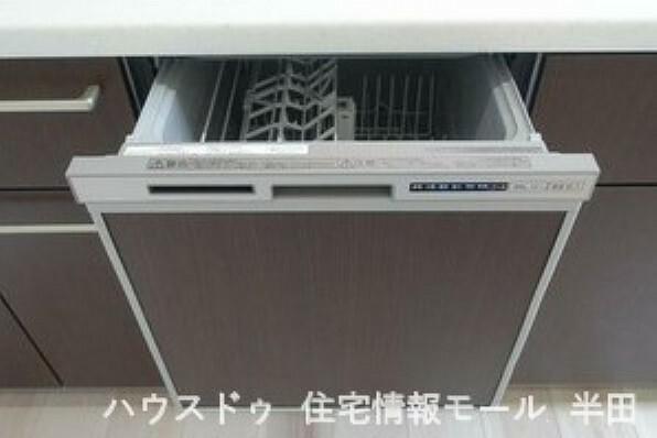 時短家事に役立つ食器洗浄乾燥機