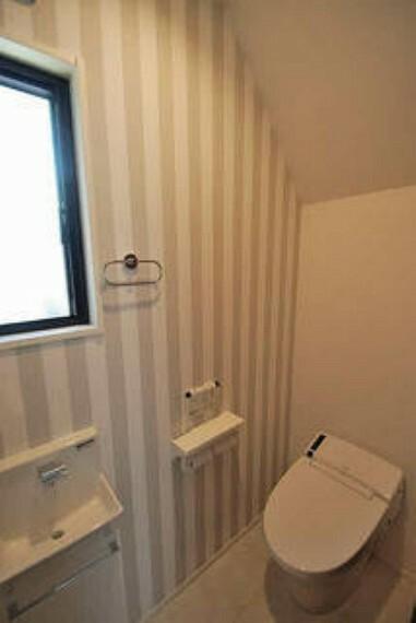トイレ 1階トイレ 温水洗浄便座