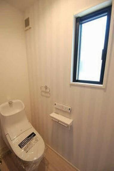 トイレ 2階 温水洗浄便座
