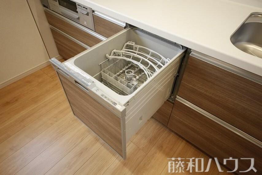 キッチン 2号棟 食器洗い乾燥機 【名古屋市北区芳野3丁目】