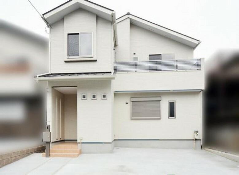 参考プラン完成予想図 \同仕様写真/間取りにこだわった理想のお家が実現できます