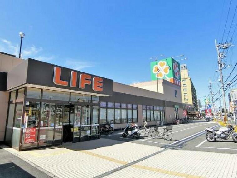 スーパー ライフ 御殿山店