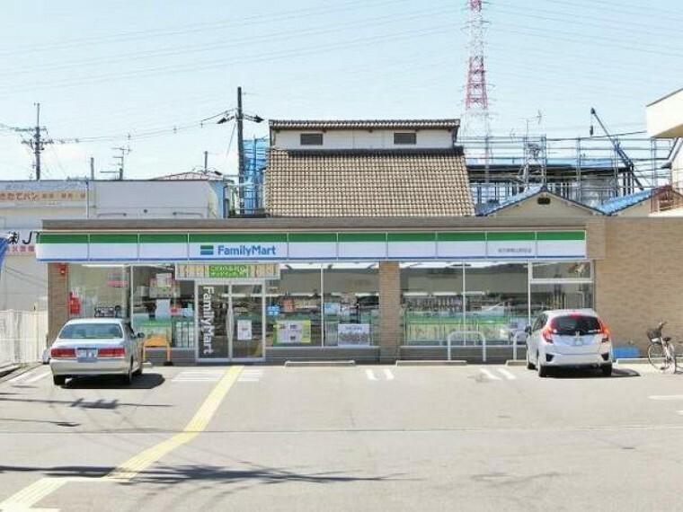 コンビニ ファミリーマート 枚方御殿山駅前店