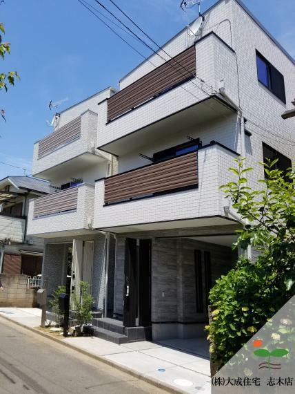 現況写真 TAISEIこだわりの参考プラン(外観):たった一つの理想のお住まいを建ててみませんか^^※本物件の建物とは異なります。