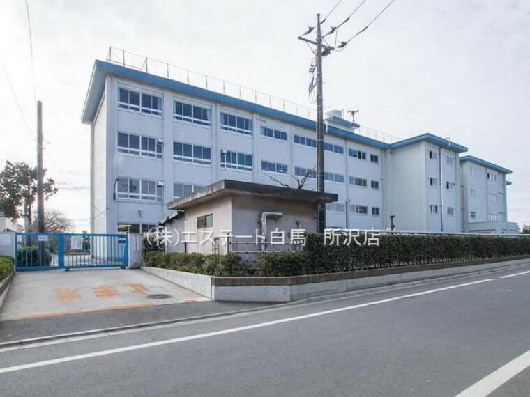 中学校 小平第六中学校