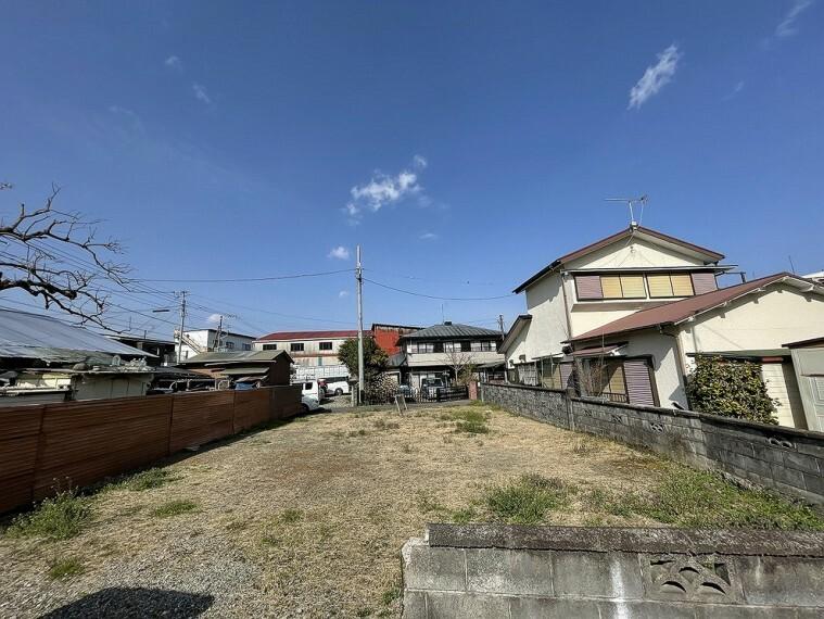現況写真 長閑な住宅街となっております。
