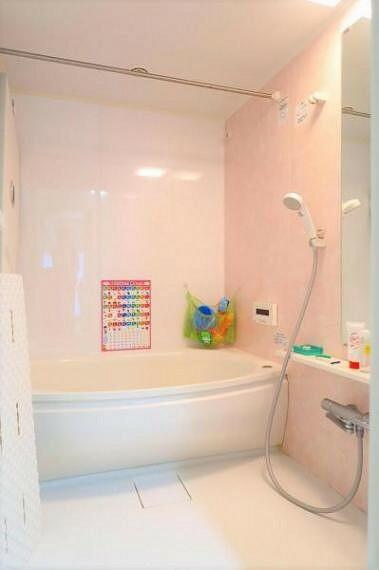 浴室 1418タイプの浴室、追い炊き給湯付き