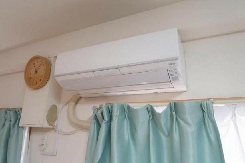 冷暖房・空調設備 設備/エアコン(リビング)