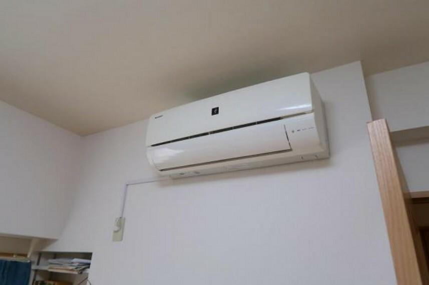 冷暖房・空調設備 設備/エアコン(北側洋室)