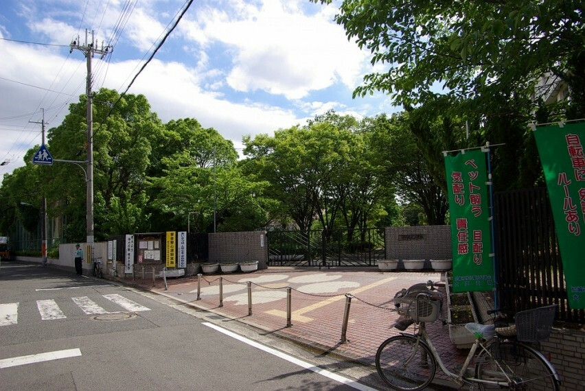 小学校 【小学校】尼崎市立成文小学校まで511m