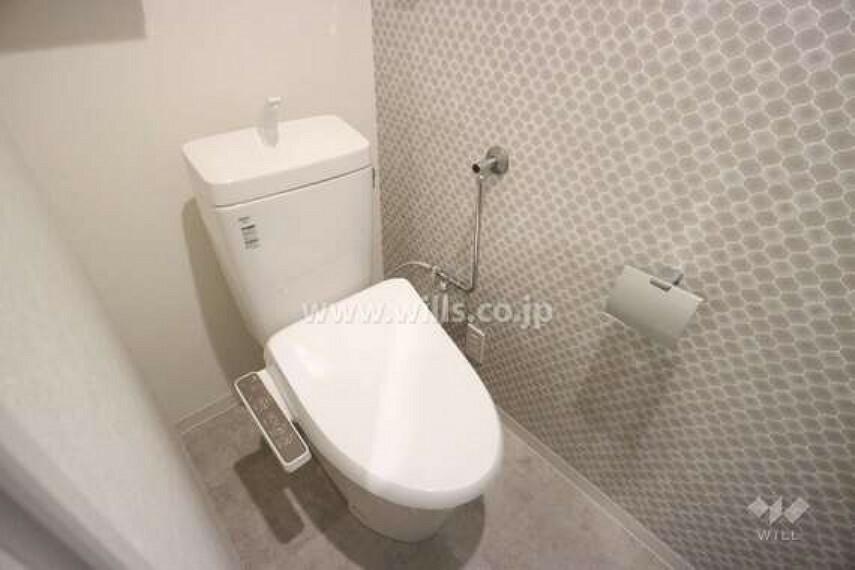トイレ トイレ[2021年5月8日撮影]