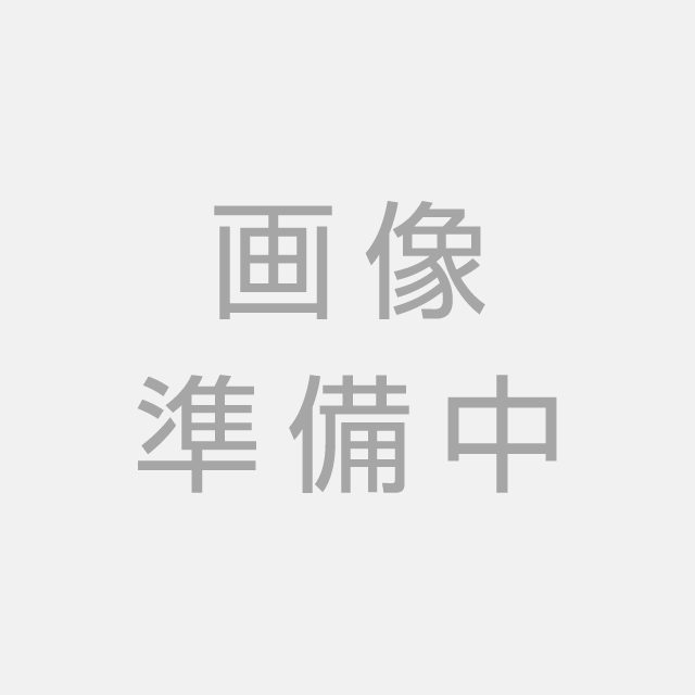 専用部・室内写真 収納棚を備えたカウンター。
