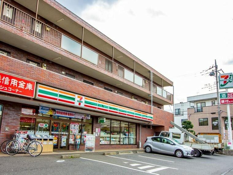コンビニ セブン-イレブンさいたま松木2丁目店
