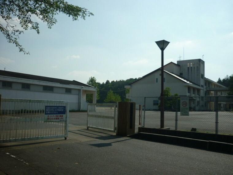 中学校 多治見市立南姫中学校