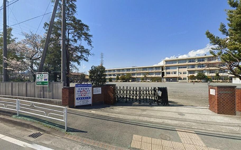 小学校 桜井小学校