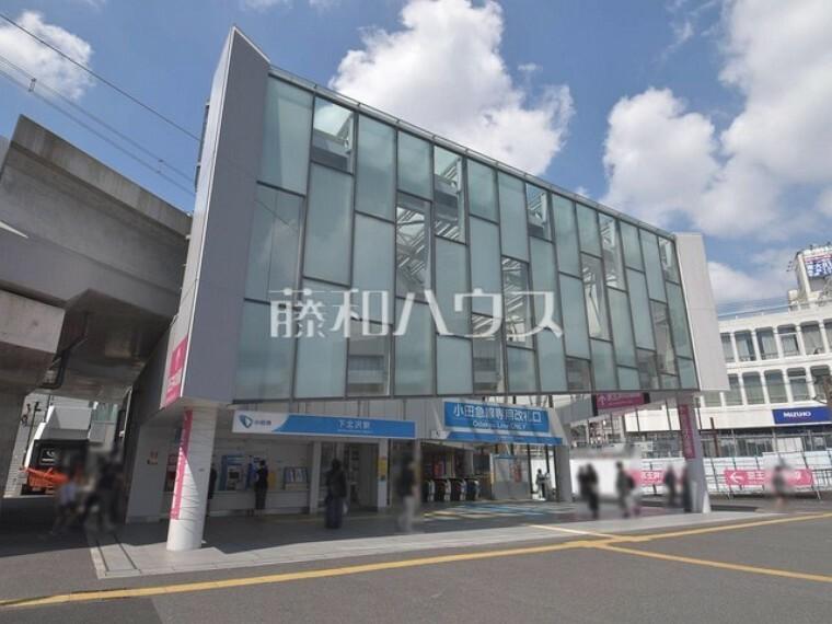 京王井の頭線「下北沢」駅
