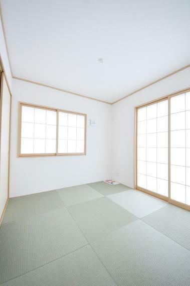 和室 4.5帖の和室